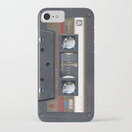 Cassette Gold iPhone Case