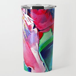 Grandpa and Grandma Travel Mug
