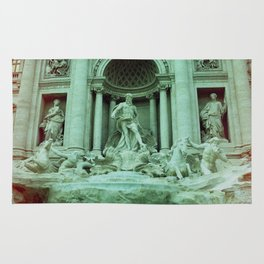 Trevi Fountain Rug