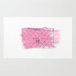 Pink bag #2 Rug