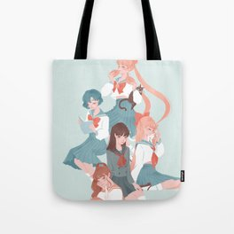 Scouts Tote Bag