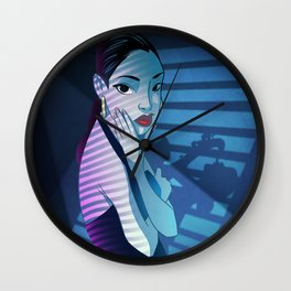 Stronger Than Pride Wall Clock
