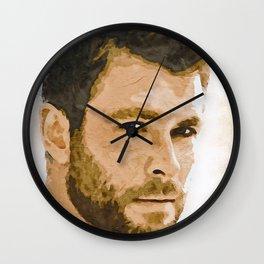 A Tribute to CHRIS HEMSWORTH Wall Clock