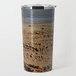 Beach love Travel Mug