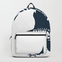 Make America Great Again Eagle, USA Backpack