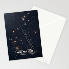 THE UNIVERSE - Space   Time   Stars   Galaxies   Science   Planets   Past   Love   Design Stationery Cards