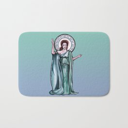 Goddess of Empathy Bath Mat