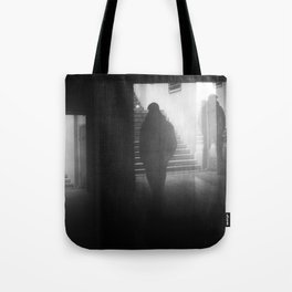 Meet the darkness in your mind Tote Bag