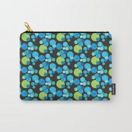 Blue Moons Carry-All Pouch