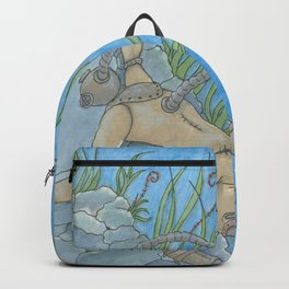 The Aquanat and The Water Nymph Backpack