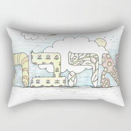 Ahava Rectangular Pillow