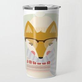 Cold Fox Travel Mug