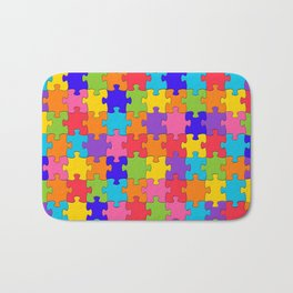 autism awareness Bath Mat