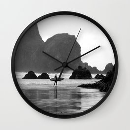 Coldwater Wall Clock