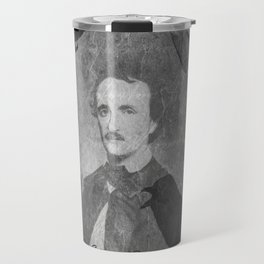 The Raven - E.A. Poe Travel Mug