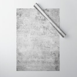 concrete wall vintage grey background,  wall texture * Wrapping Paper