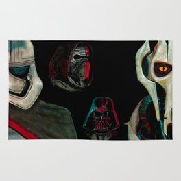 Dark Side Generations Rug