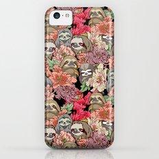 Because Sloths iPhone 5c Slim Case