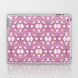 LINEA 011 Abstract Collage Laptop & iPad Skin