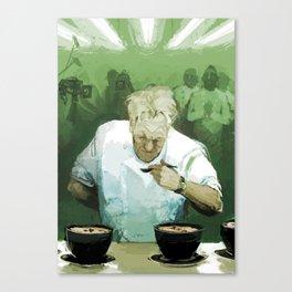 Gordon Ramsey Canvas Print