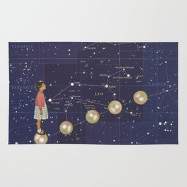 Journey to discovering you Rug