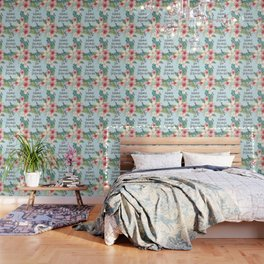 She believed she could so she did Wallpaper