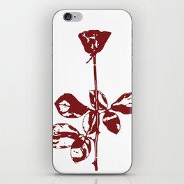 Violator Rose DM iPhone Skin