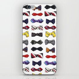 Blaine's Bowties iPhone Skin