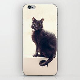 Check Out My Curly Tail iPhone Skin