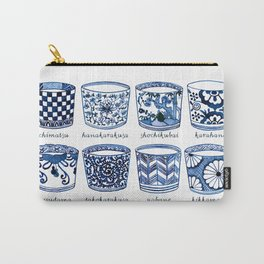 Japanese KOIMARI-Cup Carry-All Pouch