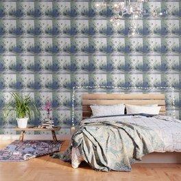 Forest Compass Wallpaper