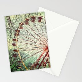 Old Ferris Wheel Stationery Cards