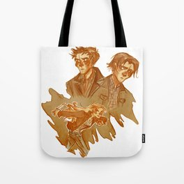 Supernatural early seasons Tote Bag