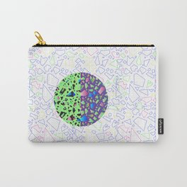 floral funk Carry-All Pouch