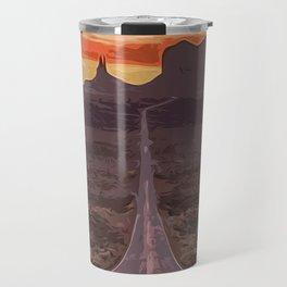 Arizona, Monument Valley Travel Mug