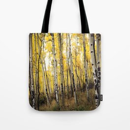 Aspen Trees of Colorado Tote Bag