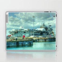 HMS Queen Elizabeth Laptop & iPad Skin