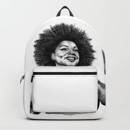 My authenticity is my rebellion Backpack