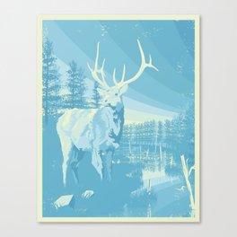 Cottage #2 - Elk Canvas Print