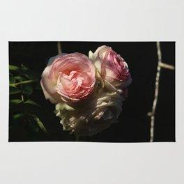 Roof's rose Rug