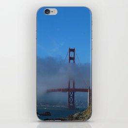 Golden Gate Brigde iPhone Skin