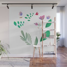 Light Summer Wall Mural
