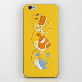 Feeling like sushi :) iPhone Skin