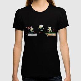skaterat T-shirt