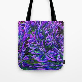 Flowers Are A Gift From God Tote Bag