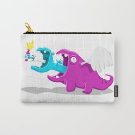 Flame Sauce Eat Me Carry-All Pouch