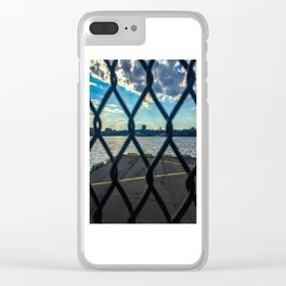 Gate-scape NYC Clear iPhone Case