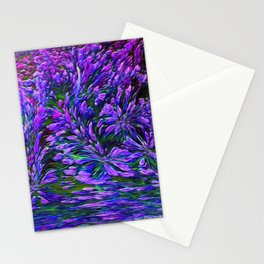 Flowers Are A Gift From God Stationery Cards