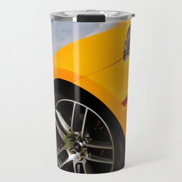 Mustang American Sports Motor Car Travel Mug