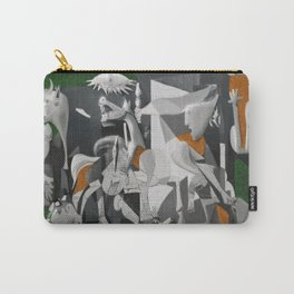 My Picasso Serie:Guernica Carry-All Pouch